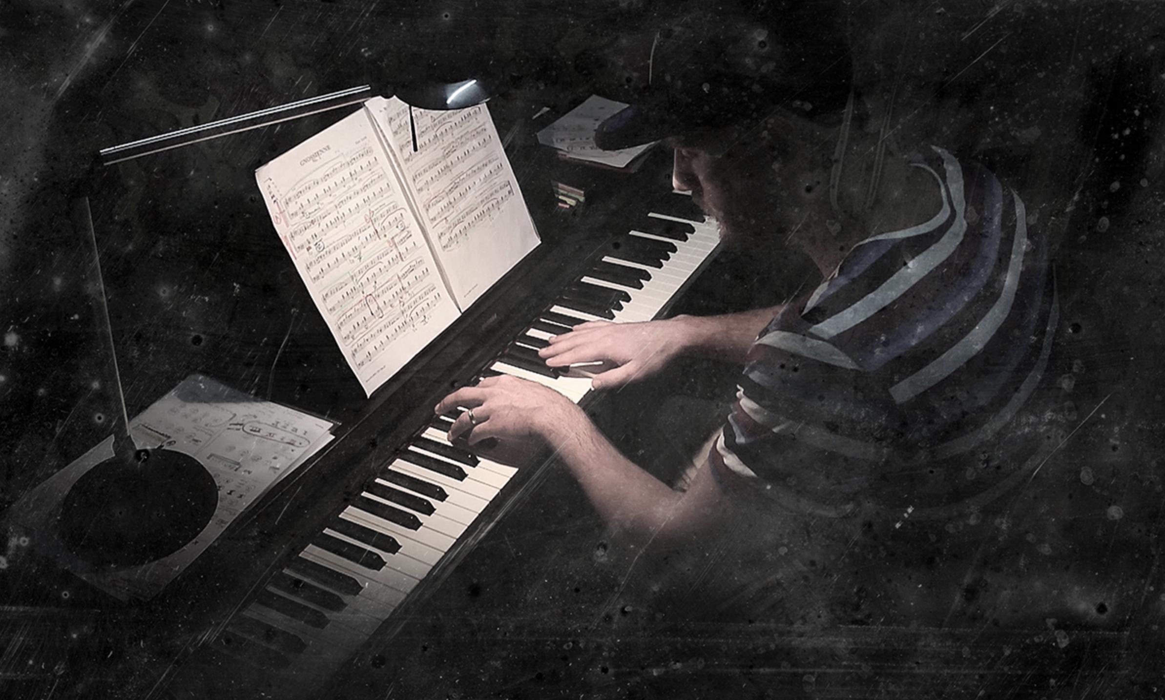 Ben Heine piano composition
