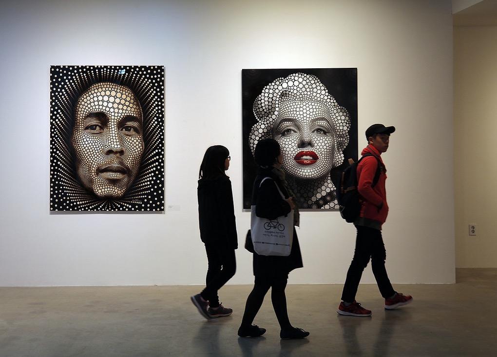 Exposition - Ben Heine Art