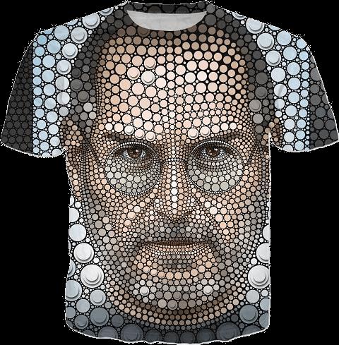 steve-jobs-apple-genius-digital-circlism-design-by-ben-heine