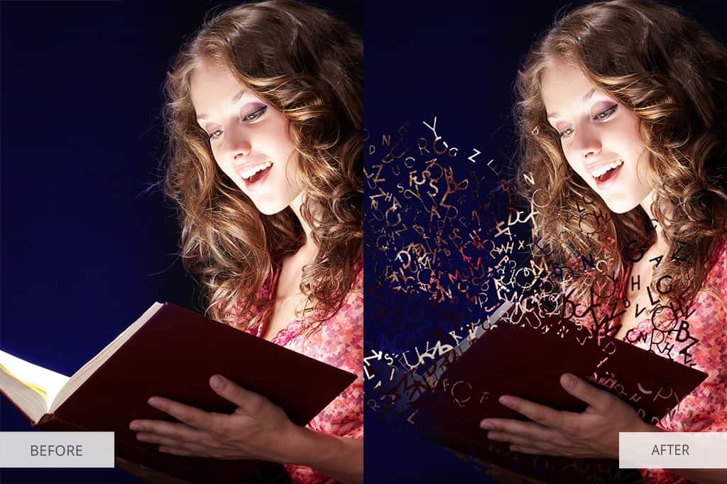 letters-dispersion-photoshop-action