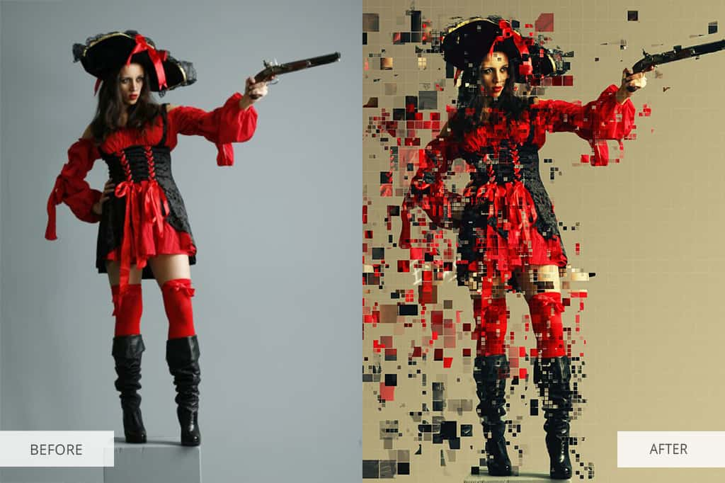 pixelated-dispersion-photoshop-action