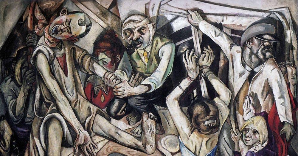 Expressionism-33-major-Art-Movements- Ben Heine Blog