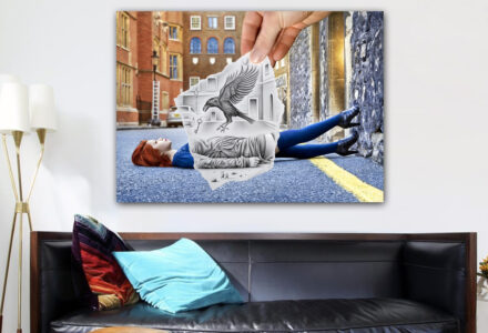 Wall Art - Ben Heine Photography - Buy Art Collection - Exclusive