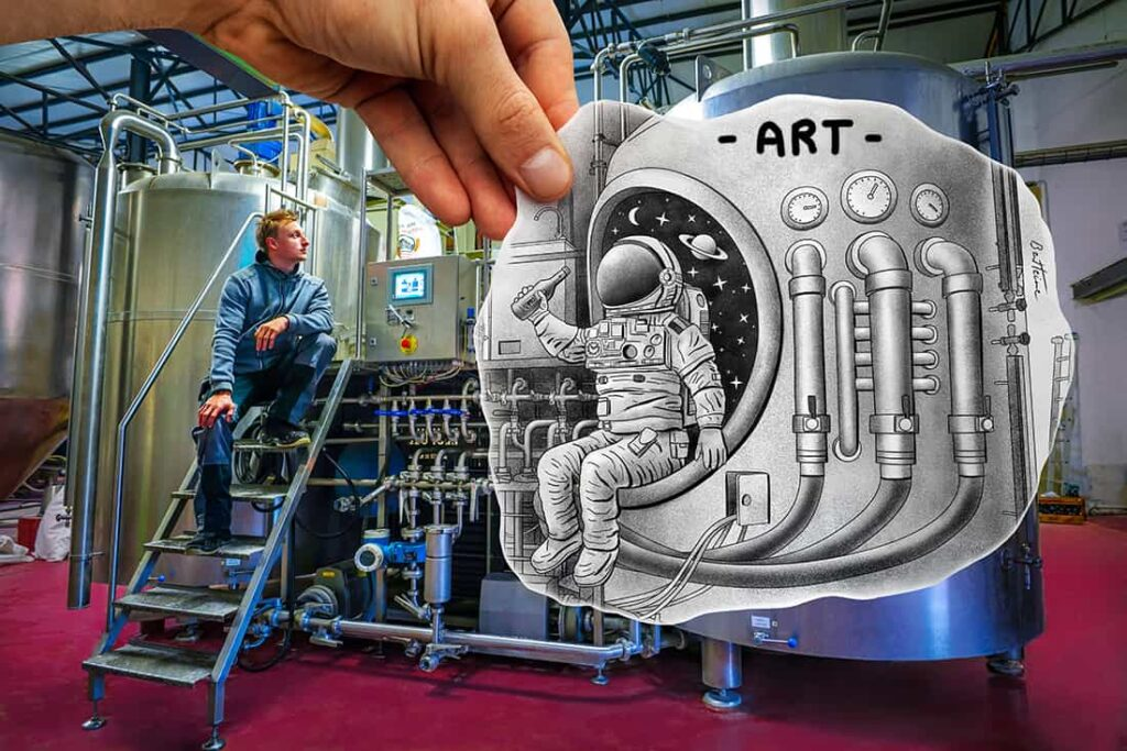 Image 2 - NFT Ben Heine Art -