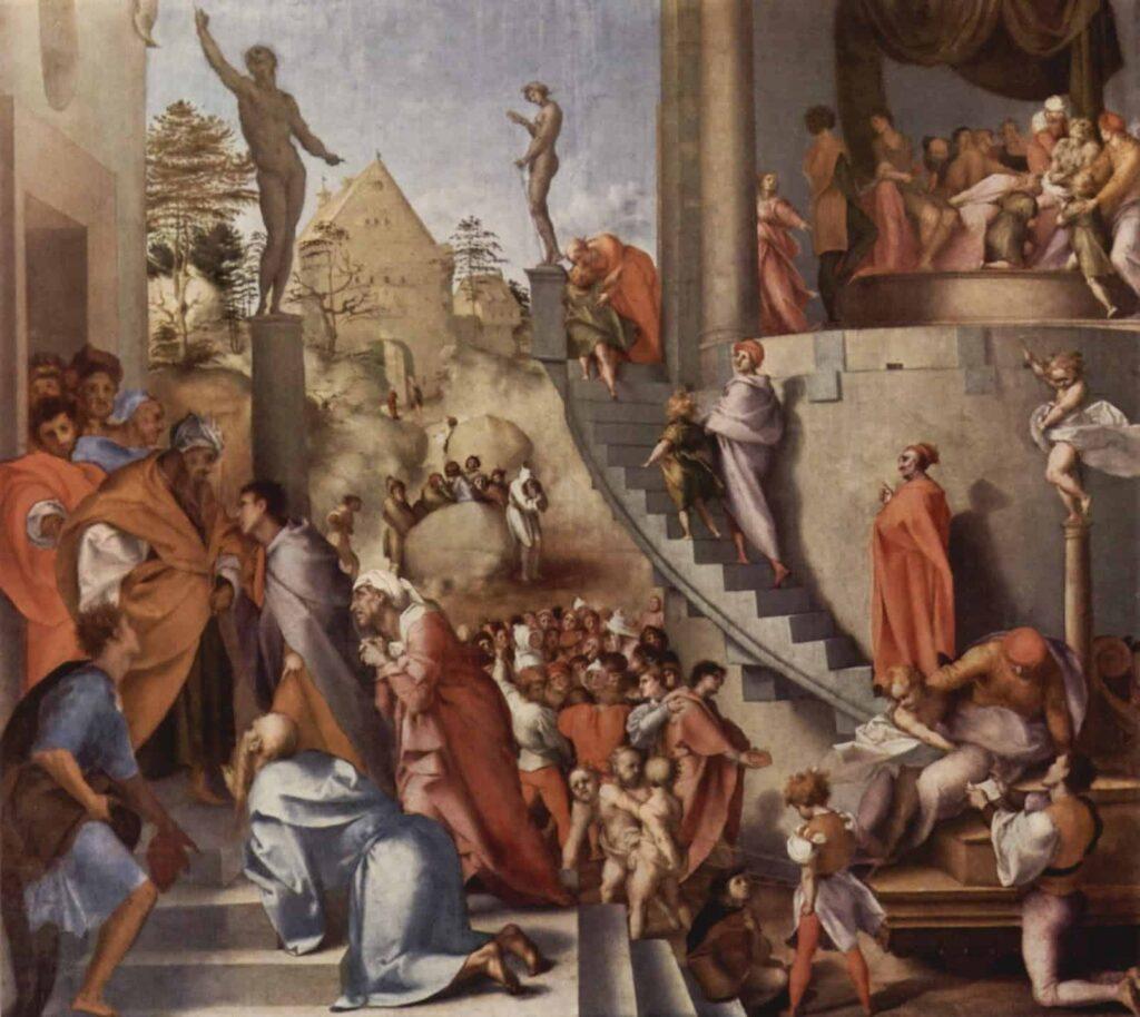 Image 4 - Mannerism - 33 major Art Movements