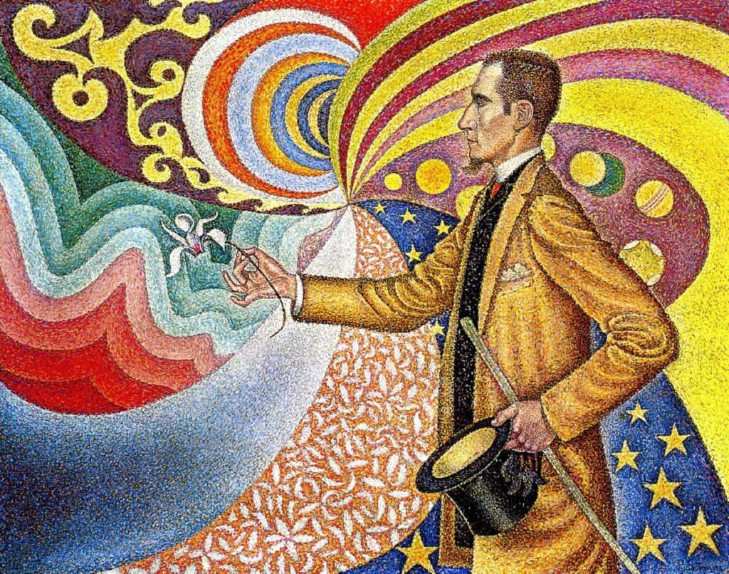 Image 6 - Pointillism - Paul Signac - 33 major Art Movements