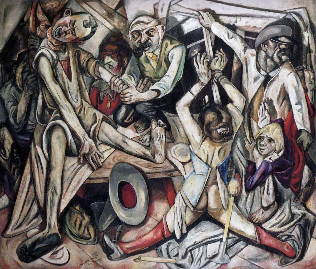 Image 7 - Expressionism - 33 major Art Movements
