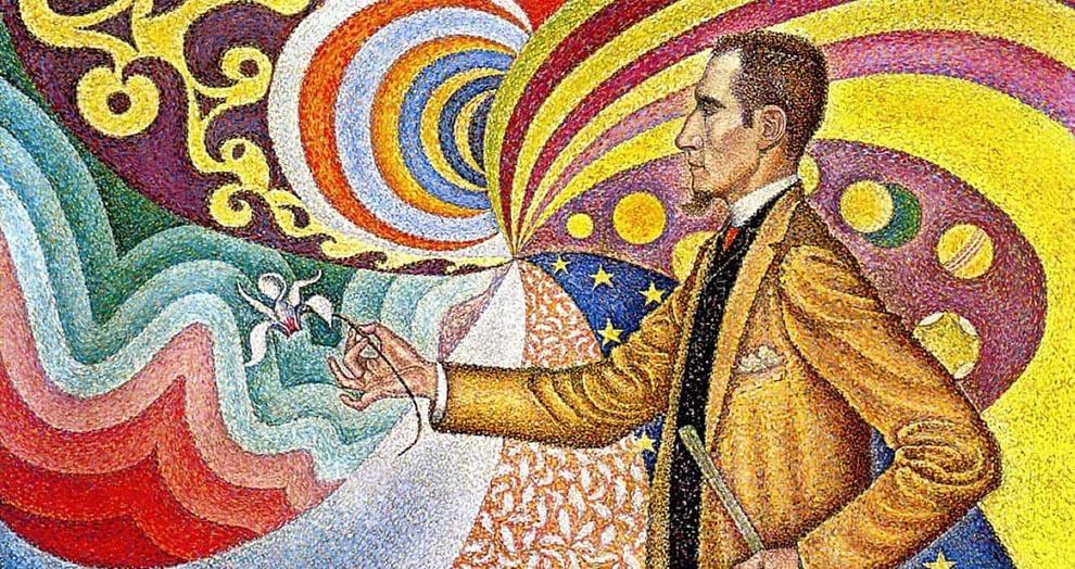 Pointillism-Paul-Signac-33-major-Art-Movements - Ben Heine Blog