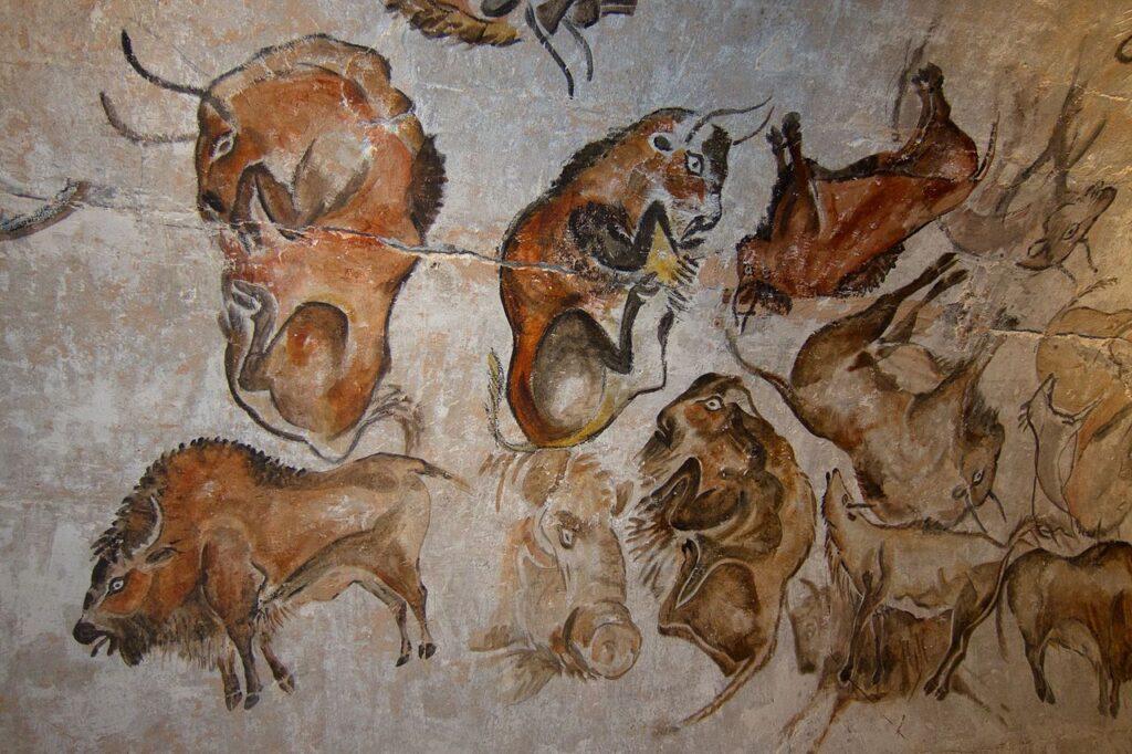 Prehistoric Art - 33 major Art Movements and their influence on the Art World - Ben Heine Blog