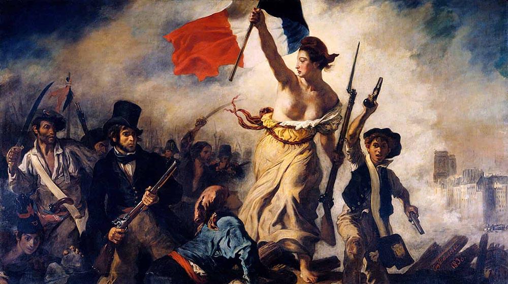 Romanticism-33-major-Art-Movements - Ben Heine Blog