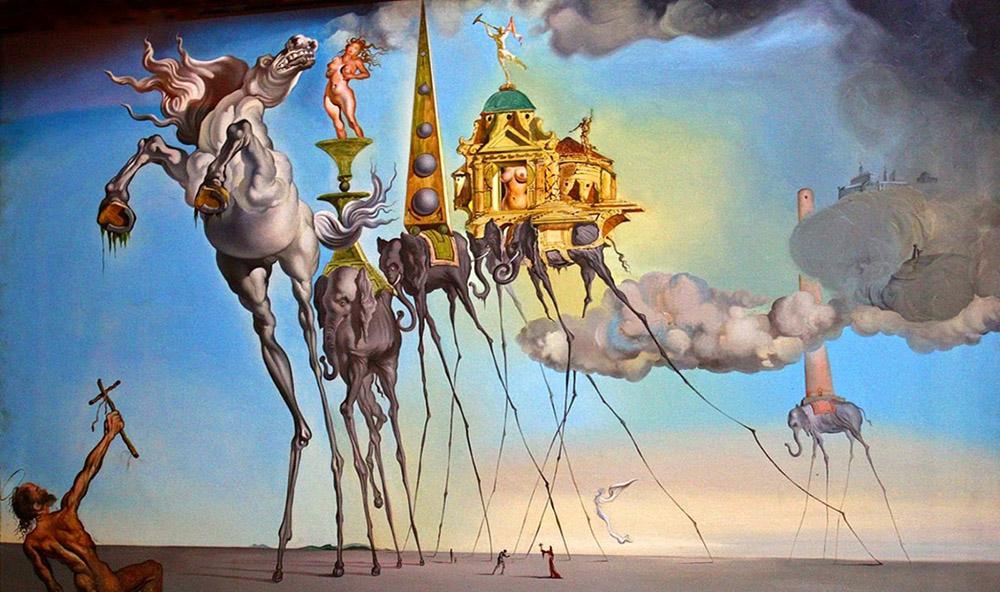 Salvador Dali - Surrealism - Ben Heine Blog.jpeg