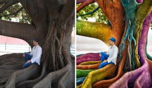 Image 1 - Ben Heine - Before - After - just Dreaming copie 2