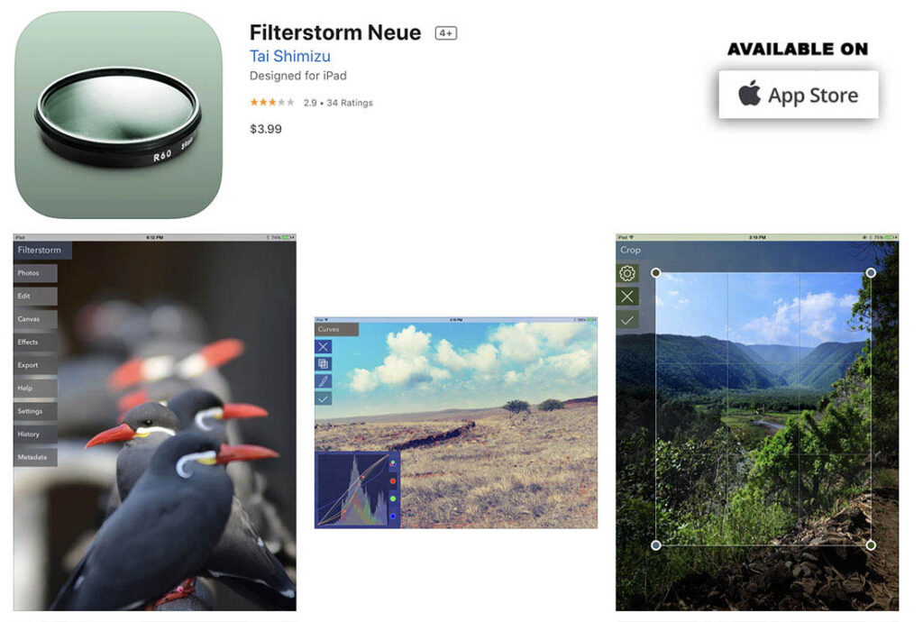 Image 16 - FilterStorm Neue - free and paid mobile apps to retouch, edit and enhance your photos copie