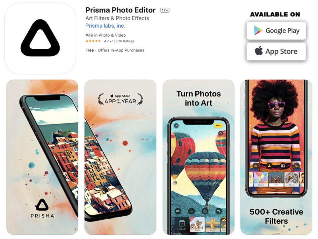 Image 4 - Prisma - Ben Heine Blog copie