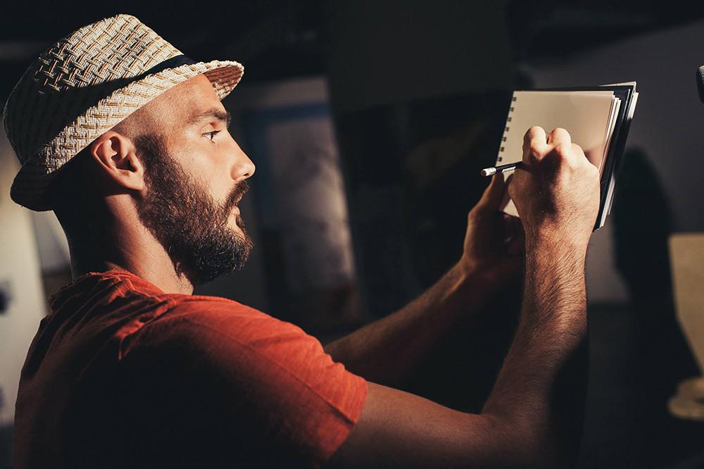 Image 5 - Sketchbook Ben Heine Drawing tips